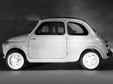 Fiat Nuova 500 (110) 1957–59 pictures