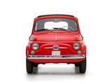 Fiat Nuova 500 D (110) 1960–65 images
