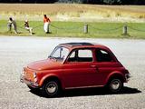Fiat 500 L (110) 1968–72 photos