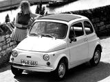 Fiat 500 R (110) 1972–75 images