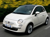 Fiat 500 2007 photos