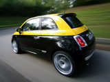 Aznom Fiat 500 2007 photos