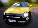 Aznom Fiat 500 2007 pictures