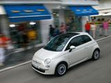 Fiat 500 2007 pictures