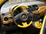 Aznom Fiat 500 2007 wallpapers
