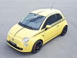 Hamann Fiat 500 2008 images