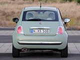 Fiat 500 AU-spec 2008 images