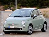 Fiat 500 AU-spec 2008 photos