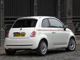 Fiat 500 UK-spec 2008 photos