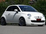 Novitec Fiat 500 2008 pictures
