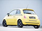 Hamann Fiat 500 2008 pictures