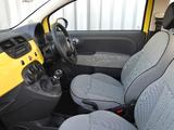 Fiat 500 UK-spec 2008 pictures