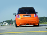Rieger Fiat 500 2008 wallpapers
