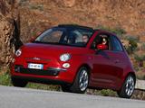 Fiat 500C 2009 images