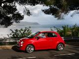 Fiat 500C 2009 photos