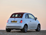 Fiat 500C UK-spec 2009 pictures