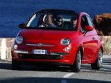 Fiat 500C 2009 pictures
