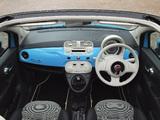 Fiat 500C TwinAir UK-spec 2010 images