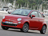 Fiat 500C AU-spec 2010 images