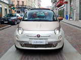 Aznom Fiat 500C Sassicaia Limited Edition 2010 photos