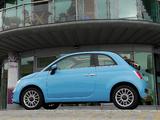 Fiat 500C TwinAir UK-spec 2010 photos