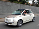 Aznom Fiat 500C Sassicaia Limited Edition 2010 pictures