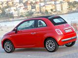 Fiat 500C AU-spec 2010 pictures