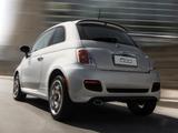 Fiat 500 Sport Air BR-spec 2011 photos