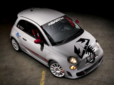 Fiat 500 Abarth Racing 2012 images