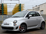 Fiat 500 Turbo 2012 pictures