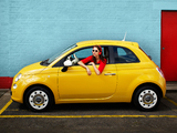 Fiat 500 Colour Therapy UK-spec 2012 pictures
