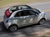 Fiat 500C BR-spec 2012 wallpapers