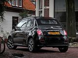 Fiat 500S Cabrio 2013 images