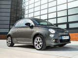 Fiat 500 GQ 2013 photos