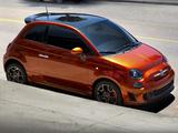 Fiat 500 Cattiva 2013 wallpapers