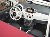 Fiat 500C(312) 2015 images