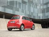 Fiat 500 (312) 2015 pictures