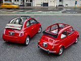Fiat 500 photos
