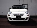 SR Auto Fiat 500 Prima Edizione Project Denso 2012 photos