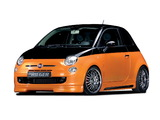Images of Rieger Fiat 500 2008