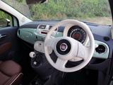 Images of Fiat 500 AU-spec 2008