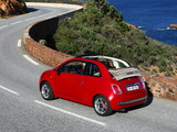 Images of Fiat 500C 2009
