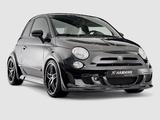 Images of Hamann Fiat 500 Largo 2009