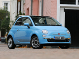 Images of Fiat 500C TwinAir UK-spec 2010