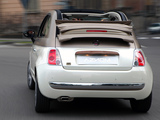 Images of Aznom Fiat 500C Sassicaia Limited Edition 2010