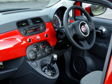 Images of Fiat 500C AU-spec 2010