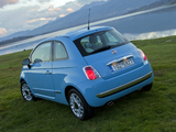 Images of Fiat 500 TwinAir 2010