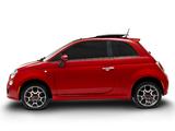 Images of Fiat 500 Sport Air BR-spec 2011