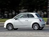 Images of Fiat 500 Liberty Art Fabrics 2012–13