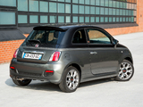 Images of Fiat 500 GQ 2013